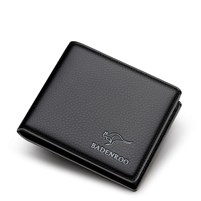 AU18.80 • Buy Genuine Real Leather Mens Purse Bifold Credit Card Wallet AU Stock