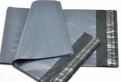 £3.75 • Buy Grey Mailing Bags Parcel Postal Sacks Strong Envelopes Mail Post Bag Recyclable