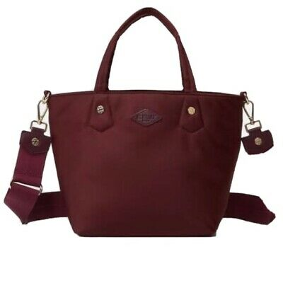 AU199 • Buy NWT MZ Wallace Mini Soho Tote Colour Port