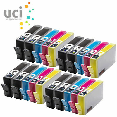 £8.98 • Buy Lot INK UCI Brand Fits For HP 364XL Photosmart 5510 5515 5520 6510 7510 7520