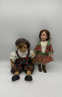 $ CDN27.83 • Buy 2 Porcelain Dolls Crybaby & Molly