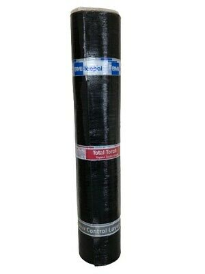 £42 • Buy ICOPAL1 Roll Torch On Flat Roofing Felt. Total Torch Vapour Control 8m X 1m