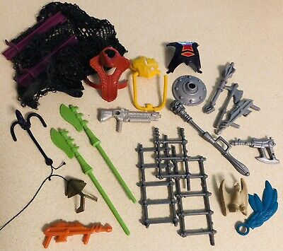 $22.89 • Buy Weapons And Accessories Lot   Masters Of The Universe   MOTU   New Adventures
