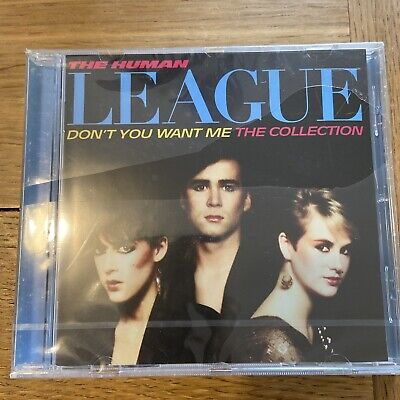 £4.75 • Buy Human League - Don't You Want Me : The Collection Cd ~ Greatest Hits Best *new*