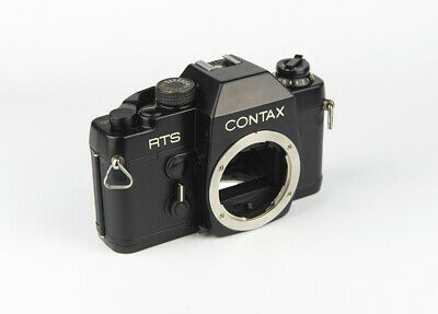 $ CDN340.13 • Buy Contax RTS SLR Camera Body In Great Condition