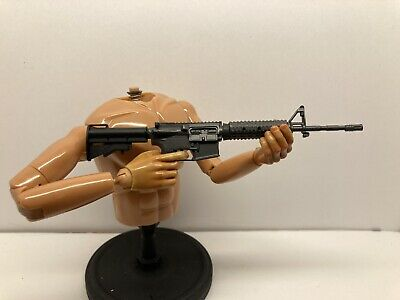 $20 • Buy 1/6 Scale Kitbash 21st Century Toys Dragon Did M4 Adjustable Stock Rail System