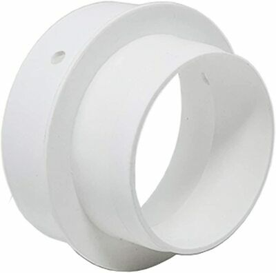 £6.50 • Buy Ventilation Pipe Duct Reducer / Adaptor - 100mm To 80mm