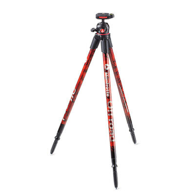 AU128.85 • Buy Manfrotto MKOFFROADR Off Road Tripod Red