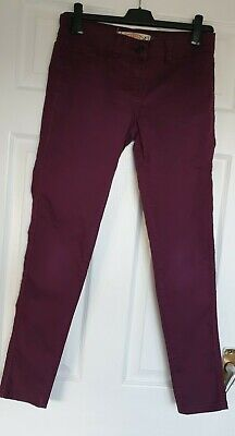 Great Condition New Look Generation Purple Super Skinny Jeans Age 13 Years • 2£