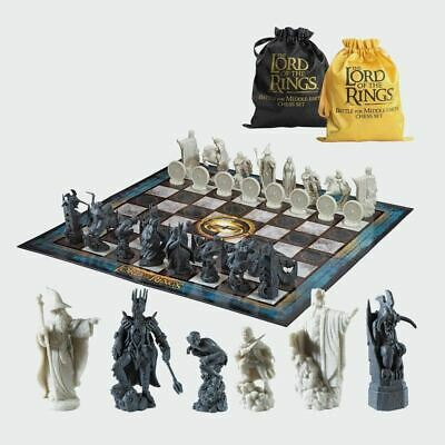 £52.75 • Buy Lord Of The Rings Battle For Middle Earth Chess Set