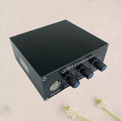 $ CDN71.39 • Buy QRM Eliminator X-Phase 1-30 MHz 1MHz To 30MHz Amplifier Board X Phase Black