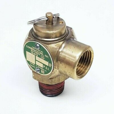 $55 • Buy Ritter / Midmark M9 & M11 Ultraclave 40 PSI Safety Valve 002-0359-01