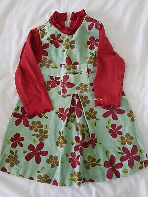 Marese Girl's Dress 2yrs • 2£