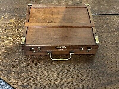 Vintage Sennelier Artists Paint Box And Drawing Frame. Oil Painting Art • 450£