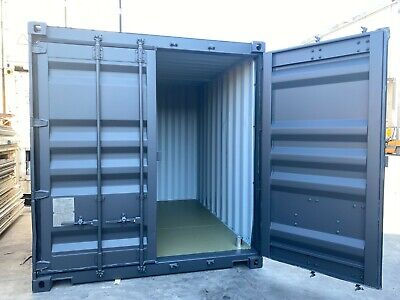 AU3995 • Buy SHIPPING CONTAINER - 10FT WITH ORIGINAL DOORS ($3613.81 Plus GST)