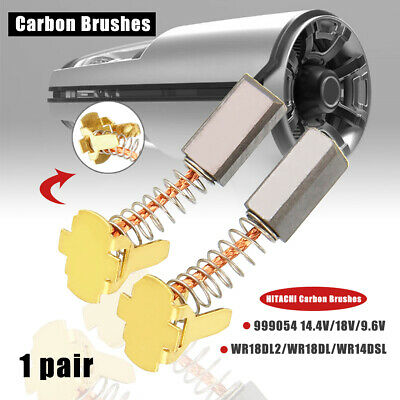 2Pcs Carbon Brushes Brush Parts Replacement For Angle Grinder Electric Motor ﹑UK • 4.98£