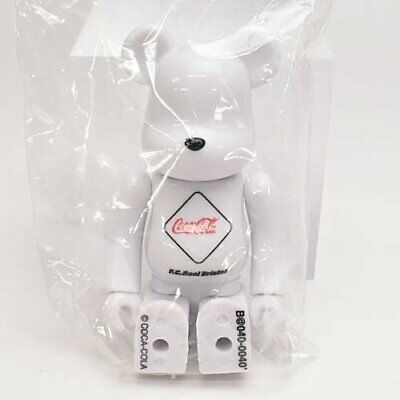 $99.99 • Buy Bearbrick F.C.R.B × COCA-COLA 100% BE@RBRICK Medicom Toy Series 40 Secret RARE