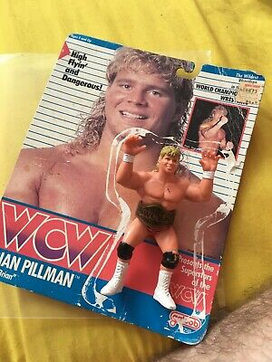 $ CDN34.54 • Buy Wcw Galoob Figures Flying Brian