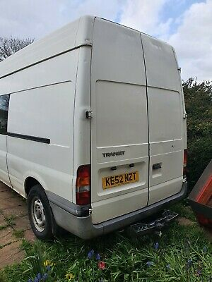 Ford Transit For Sale Spares Or Repair  • 437£