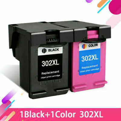 Black & Colour Ink Cartridges For HP 301XL 302XL 304XL Deskjet Printers UK • 15.98£
