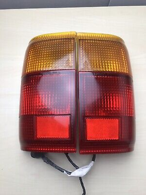 $95.59 • Buy 1990-1995 TOYOTA 4RUNNER TAIL LIGHTS L/R From 1993 4Runner In Good Conditions
