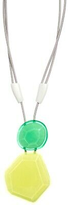 AU70.19 • Buy ZSISKA New 'PLAYA' Collection Two Piece Faceted Pendant