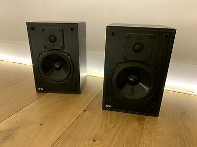 JPW Gold Monitor Excellent Bookshelf Speakers. 70 Watts. Great Quality. • 39.99£