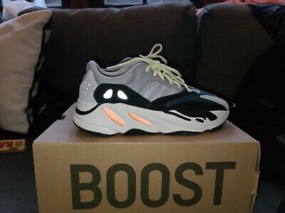 $ CDN604.60 • Buy Adidas Yeezy Boost 700 Wave Runner, US Size 8.5 AUTHENTIC; LIGHTLY WORN