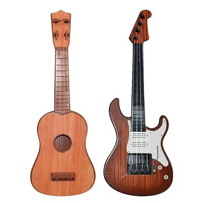 AU12.39 • Buy Beginner Classical Ukulele Guitar Educational Musical Instrument Toy For Kids
