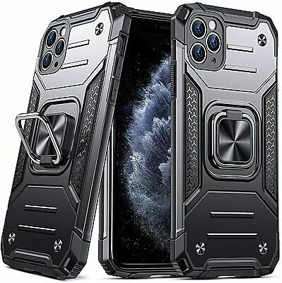 £4.99 • Buy Case For IPhone 13 12 11 Pro Max XR X XS 7 8 PLUS SE Shockproof Rugged  Cover