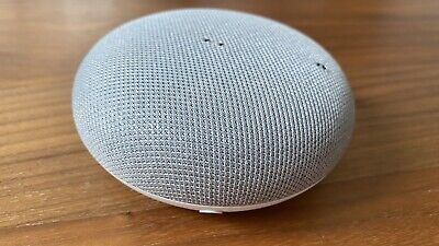 AU1.80 • Buy Google Home Mini GA00216-UK H0A Smart Speaker WiFi