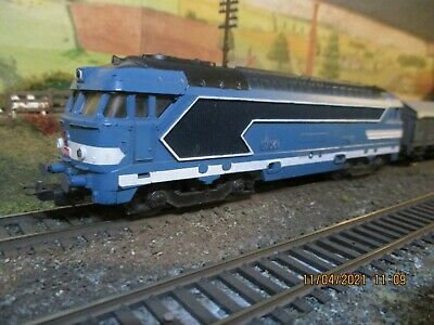 AU15.33 • Buy Lima SNCF French HO Scale BB67000 Class Diesel Loco 00 Gauge Good Runner .