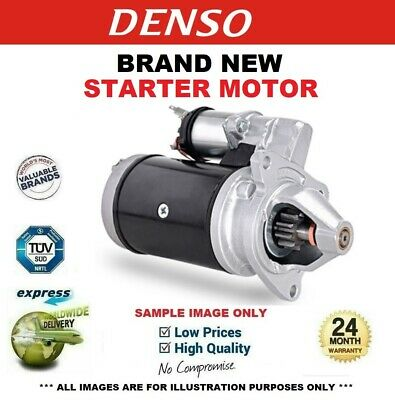 $339.71 • Buy DENSO STARTER MOTOR For EO No. 233000M301 233000M302 233000M30A 2330017C60