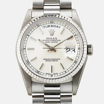 £15690 • Buy Rolex Day-Date White Gold