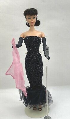 $ CDN562.69 • Buy Vintage #5 Brunette Ponytail Barbie In Solo In Spotlight