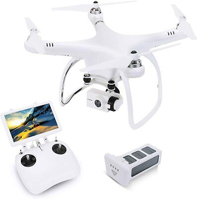 UPAIR One Drone 2.7K With 7 Inch Screen, Quadcopter Drone With Camera, 5.8G FPV  • 100£