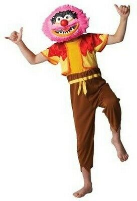 £13.99 • Buy Rubies Kid's Costume The Muppets Animal - Available In S / M / L Sizes
