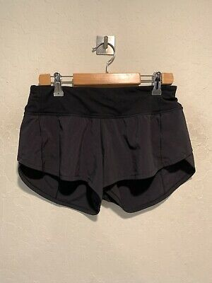 $ CDN1.24 • Buy Lululemon Athletica Women's Lined Running Gym Speed Shorts Size 4 (SEE PHOTOS)