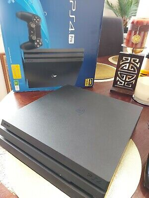 AU400 • Buy Ps4 Pro 1tb + Games Controller Accessories 1 Owner