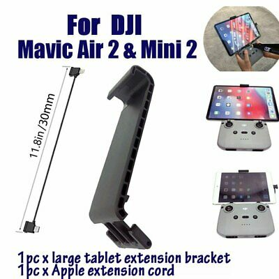 AU11.43 • Buy For DJI Mavic Air 2/ 2S/ Mini 2 Accessories IPad Pro Tablet Mount Holder Bracket