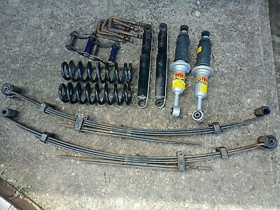 AU0.99 • Buy N70 Toyota Hilux Suspension 2008