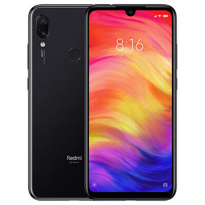 $208.54 • Buy XIAOMI REDMI NOTE 7 6.3  32GB /64GB 48Mp Global Unlocked Smartphone Android