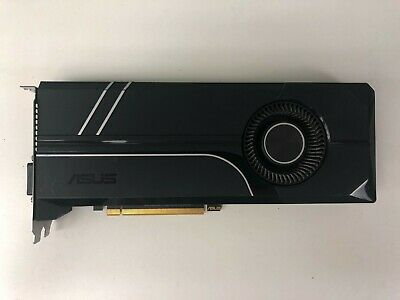$ CDN312.05 • Buy *for Parts* Asus Nvidia Gtx 1070 8gb Turbo | No Video Display / Powers On Fans