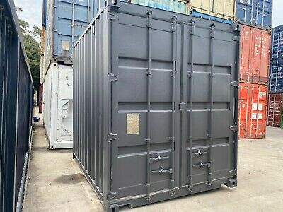 AU4500 • Buy 10ft High Cube Shipping Container