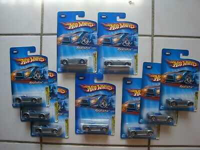 $38 • Buy (9)Hot Wheels { FORD SHELBY COBRA's } -- '05 1st Edition W/Hard To Find Variants