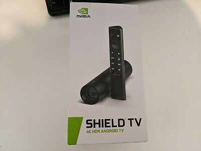 $ CDN242.95 • Buy NVIDiA SHIELD TV 4K HDR Streaming Media Player With Remote - Black