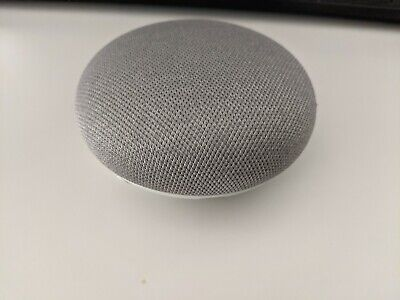 AU28 • Buy Google Home Mini Smart Speaker & Home Assistant - Chalk