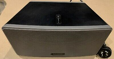 AU120 • Buy Sonos Play 3 Wireless Speaker For Streaming Music - Black