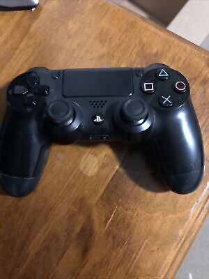 AU52.99 • Buy PS4 Controller Black Dualshock Wireless Bluetooth  PS4 Gamepad PS4 Playstation 4