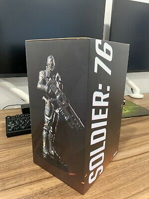 AU39 • Buy Overwatch - Collectors Edition Soldier 76 Statue
